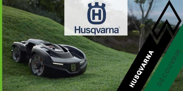 Husqvarna Robot tondeuse - Tarentaise Loisirs Services (TLS)